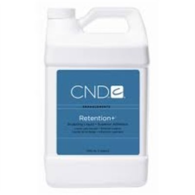 CND 'Retention+' Liquid - 1 gal.