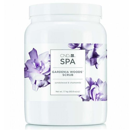 CND Spa 'Gardenia Wood' Scrub - 60.8 oz