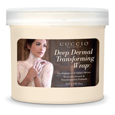 Cuccio Deep Dermal Transforming Wrap - 32 oz