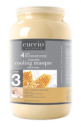 Cuccio STEP 3 Cooling Masque (MILK & HONEY) - 1 GAL.