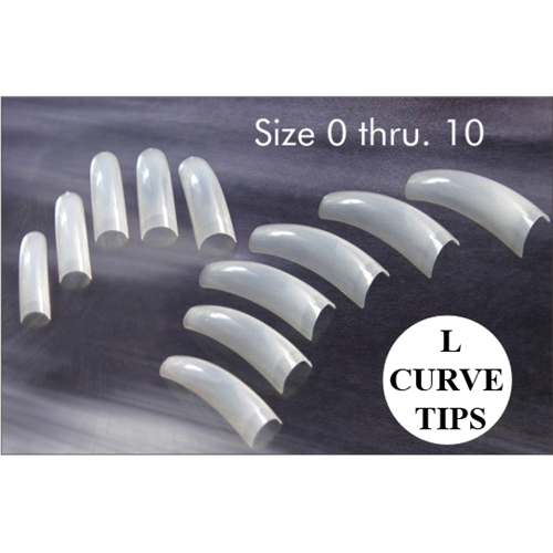 LM Curve Tips - 50ct/pack