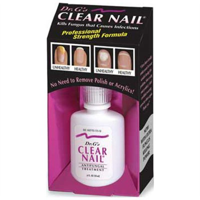 Dr.G's Clear Nail Fungus Treatment - .6 oz