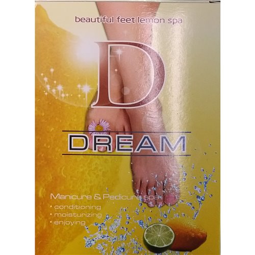Dream Mani & Pedi Spa - 5 in1 (LEMON)