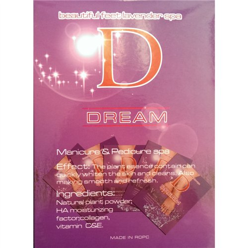 Dream Mani & Pedi Spa - 5 in1 (LAVENDER)