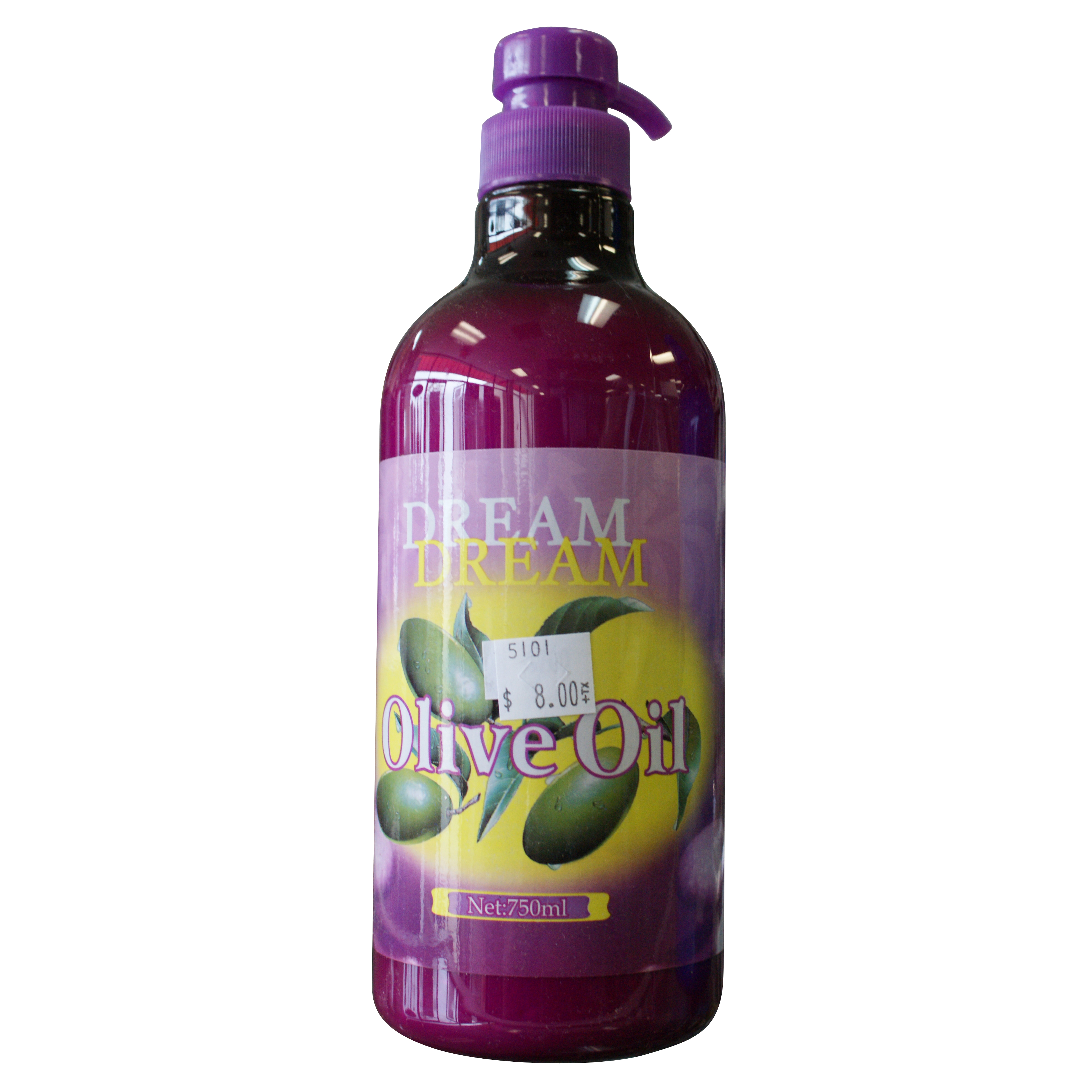 Dream Olive Oil Lotion 2- 26 oz