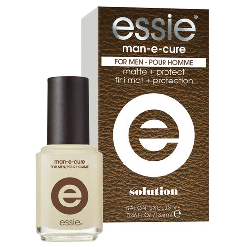 1-Essie man-e-cure matte finish for men - .5 oz