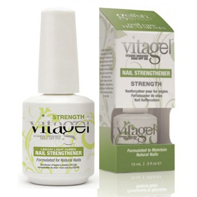 VitaGel By Gelish Strength - Formulated to Maintain Natural Nails