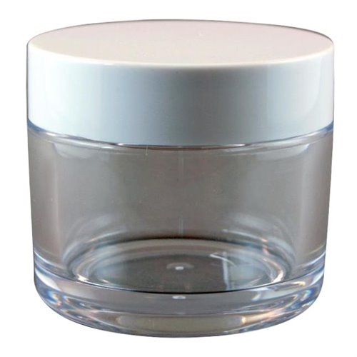 Clear Glass Jar - 2 oz