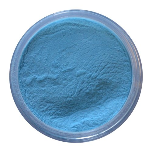 Solar 'Glow in the Dark' powder 2 oz - BLUE