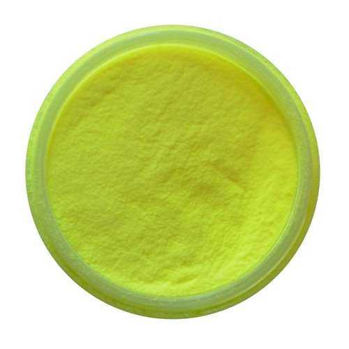 Solar 'Glow in the Dark' powder 2 oz - LEMON YELLOW