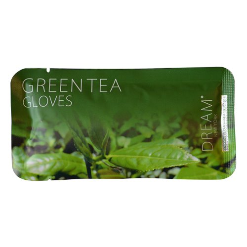 Dream Collagen Gloves (50 packs) - GREEN TEA