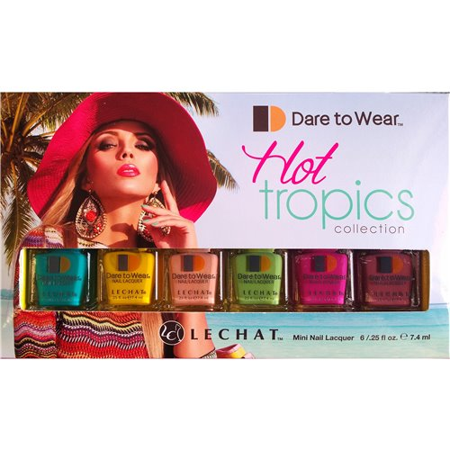 Collection- Hot Tropic (.25 oz bottles)