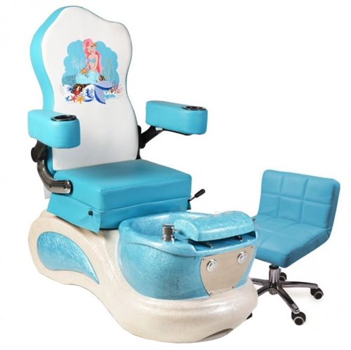 Kid Spa Chair - Blue