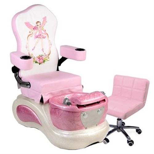 Kid Spa Chair - Pink