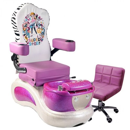 Kid Spa Chair - Purple