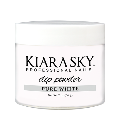 1 KS Dip Powder PURE WHITE - 2 oz