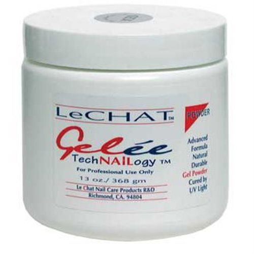 LeChat Gel Powder-Original Clear - 13 oz