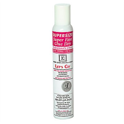 Isabel-Cristina Let's Go Spray Nail Glue Activator - 8 oz