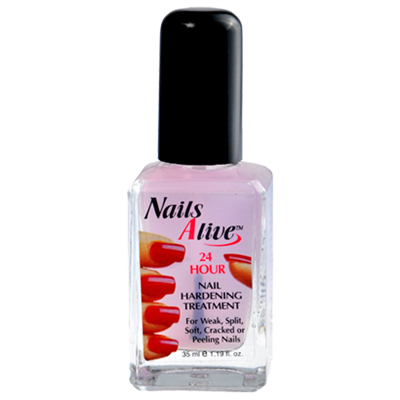Nail Alive - 24 Hr Nail Hardening Treatment - 1 oz