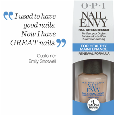 OPI Nail Envy - Healthy Maintenance