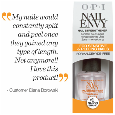 OPI Nail Envy - For sensitive & peeling nails