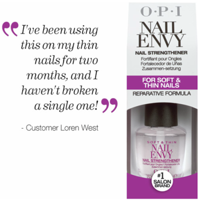 OPI Nail Envy - For soft & thin nails