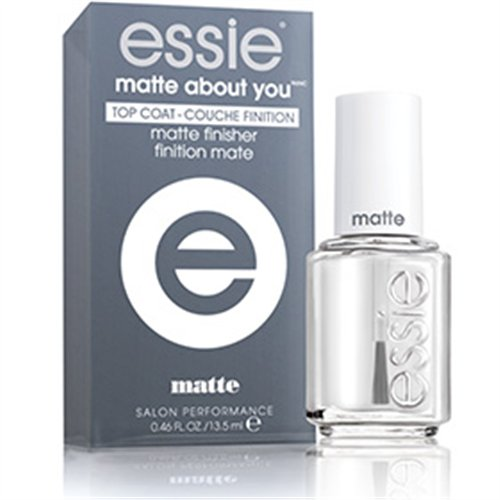 1-Essie 'matte about you' top coat - .46 oz