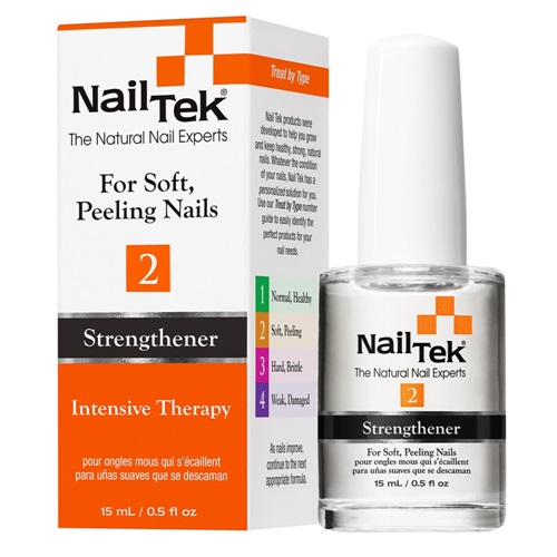 NailTek Intensive Therapy 2 (Strengthener) (BUY 1 GET 1 FREE)