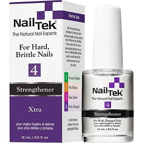 NailTek Strengthener XTRA 4
