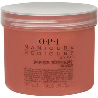 OPI Mani-Pedi Scrub 25.4 oz - Papaya Pineapple