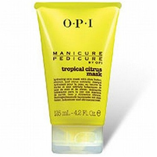 OPI Mani-Pedi Mask 4.2 oz - Tropical Citrus