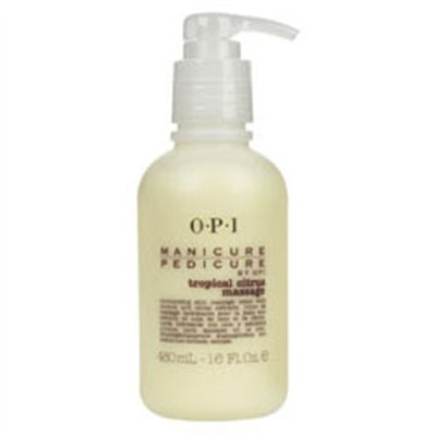 OPI Mani-Pedi Massage 16 oz - Tropical Citrus