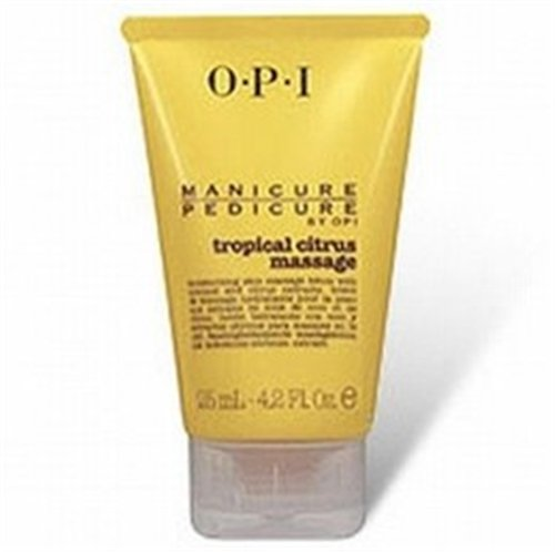 OPI Mani-Pedi Scrub 4.2 oz - Tropical Citrus