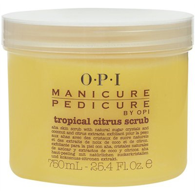 OPI Mani-Pedi Scrub 25.4 oz - Tropical Citrus