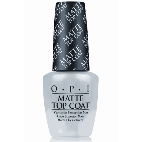 OPI Matte Top Coat - .5 oz