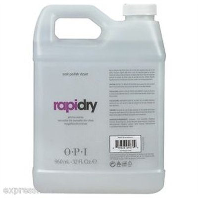 OPI RapiDry Spray - 32 oz Refill