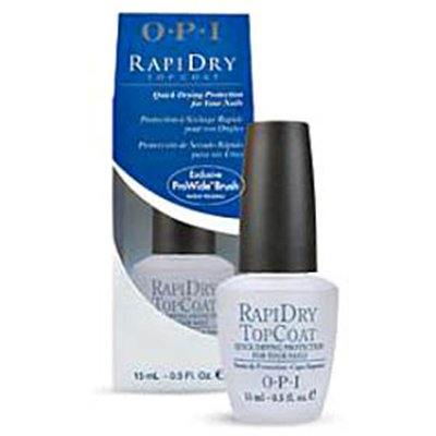 OPI RapidDry Top Coat - .5 oz