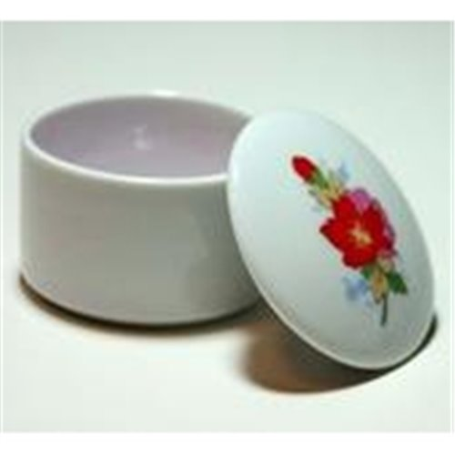 Porcelain Powder Dish - 2 oz