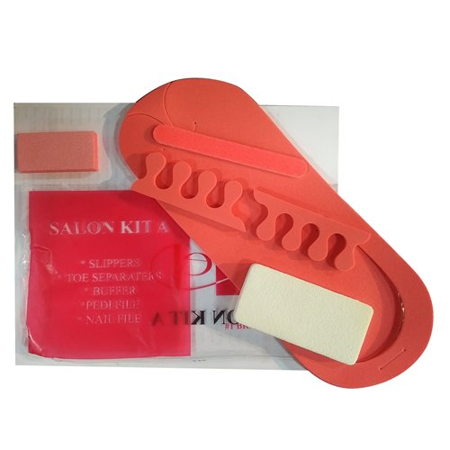 Disposable Salon Kit - 100 packs/case