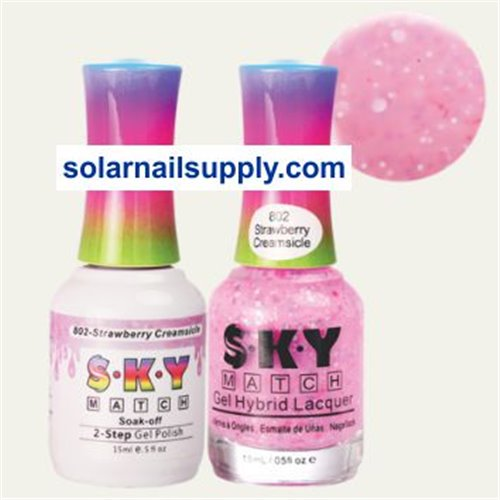 SKY 802 STRAWBERRY CREAMSICLE