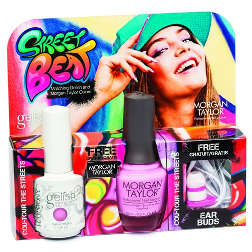 1 Gelish-STREET BEAT-Cou-tour The Streets