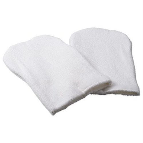 Terry Cloth Mittens - 1 pairs