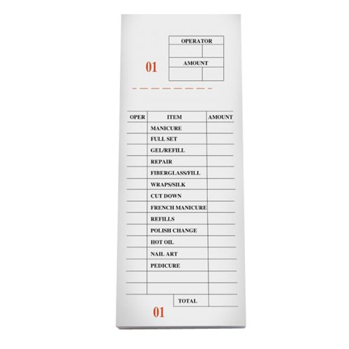 Ticket Book - 1 ct