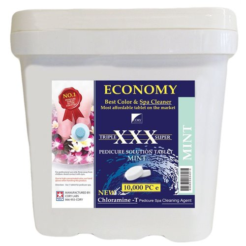Triple XXX Economy Tablet - 10000 pcs/bucket