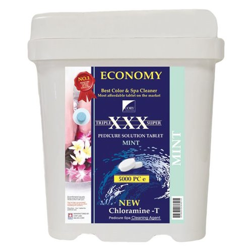 Triple XXX Economy Tablet - 5000 pcs/bucket