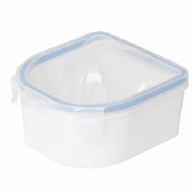 Deluxe Warming Manicure Bowl - Blue