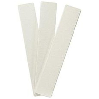 Jumbo Nail File - 80/80 White (50/pack)